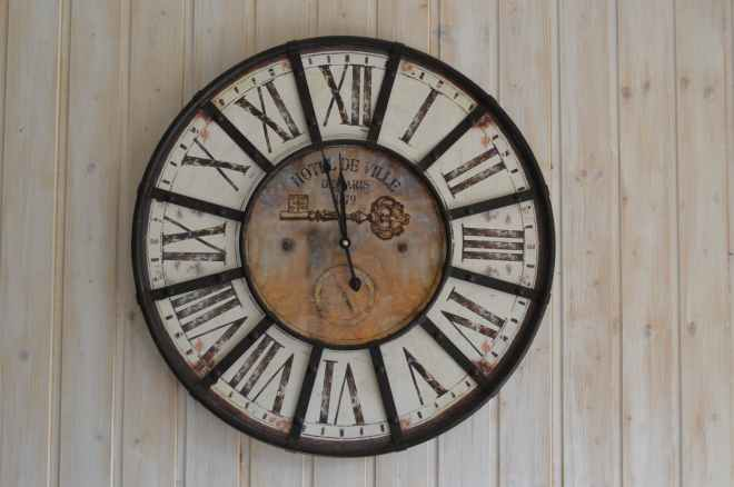 antique architecture classic clock